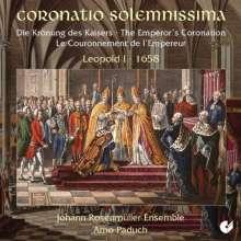 Coronatio Solemnissima - Die Krönung Leopold I 1658, SACD