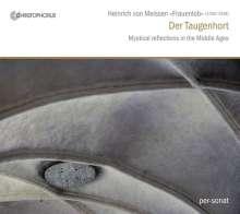 """Heinrich von Meissen """"Frauenlob"""" - Der Taugenhort, CD"""