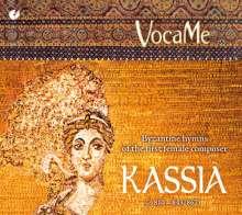 Kassia (810-865): Byzantinische Hymnen, CD