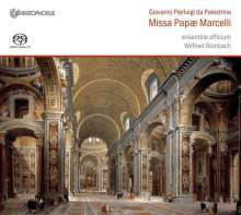 Giovanni Pierluigi da Palestrina (1525-1594): Missa Papae Marcelli, Super Audio CD