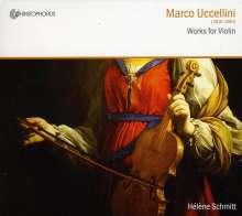 Marco Uccellini (1610-1680): Werke für Violine, CD