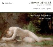 Christoph Pregardien - Lieder von Liebe und Tod, CD
