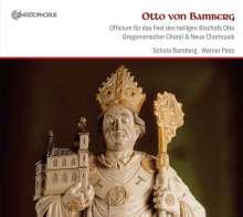 Officium für das Fest des Bischofs Otto von Bamberg, CD