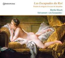 Les Escapades du Roy - Liebe & Intrige am Hof zu Versailles, CD