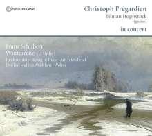 Franz Schubert (1797-1828): Lieder mit Gitarre, CD
