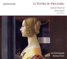 Jean Japart (1450-1500): Weltliche Werke, CD