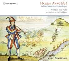 Hameln Anno 1284 - Mittelalterliche Flötenmusik, CD