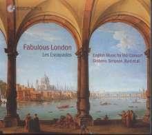 Fabulous London, CD