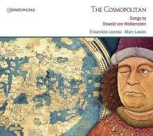 """Oswald von Wolkenstein (1377-1445): Lieder - """"The Cosmopolitan"""", CD"""