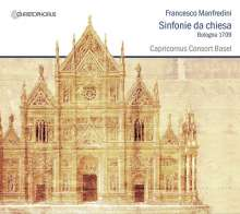 Francesco Onofrio Manfredini (1684-1762): Sinfonie da Chiesa op.2 Nr.1-12 (Bologna 1709), CD