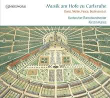 Musik am Hofe zu Carlsruhe, CD