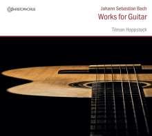 Johann Sebastian Bach (1685-1750): Gitarrenwerke BWV 995-997,1006a, 2 CDs