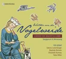 Walther von der Vogelweide (1170-1230): Lieder von Macht & Liebe, CD