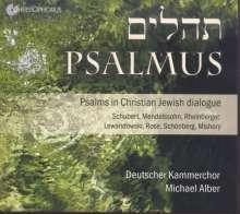 Deutscher Kammerchor - Psalmus, CD