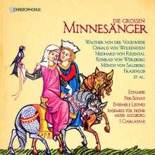 Minnesänger und Spielleute, 11 CDs