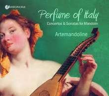 Perfume of Italy - Concertos & Sonatas for Mandolin, CD