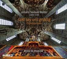 Johann Samuel Welter (1650-1720): Choralkantaten, CD