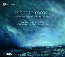 Franz Vitzthum - Nachthimmel, CD