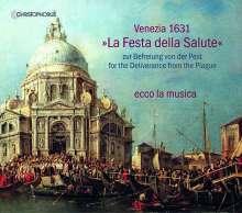 La Festa della Salute - Venezia 1631, CD