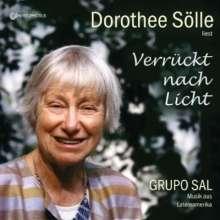 Dorothee Sölle:Verrückt nach Licht, CD