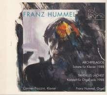 "Franz Hummel (geb. 1939): Klaviersonate ""Archipelagos"", CD"