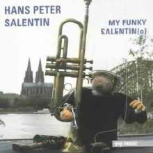 Hans-Peter Salentin: My Funky Salentin(e), CD