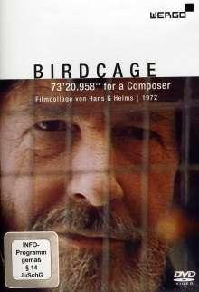 "John Cage (1912-1992): Birdcage - 73'20.958"" for a Composer (Dokumentation), DVD"