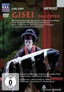 Carl Orff (1895-1982): Gisei - Das Opfer, DVD