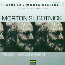 Morton Subotnick (geb. 1933): Touch (Elektronische Komposition), CD