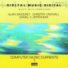 Computer Music Currents Vol.1, CD