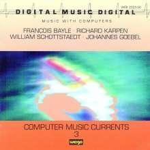 Computer Music Currents Vol.3, CD
