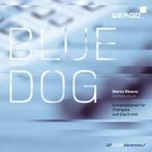 """Musik für Trompete & Elektronik """"Blue Dog"""", CD"""