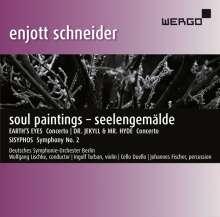"Enjott Schneider (geb. 1950): Orchestermusik ""Seelengemälde - Soulpaintings"", CD"