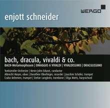 Enjott Schneider (geb. 1950): Bach, Dracula, Vivaldi & Co, CD