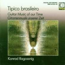 Konrad Ragossnig - Tipico Brasileiro, CD