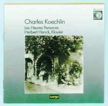 Charles Koechlin (1867-1950): Les Heures Persanes op.65, CD