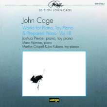 John Cage (1912-1992): A Book of Music f.2 präparierte Klaviere, CD