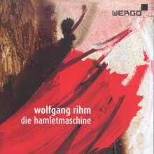 Wolfgang Rihm (geb. 1952): Die Hamletmaschine, 2 CDs