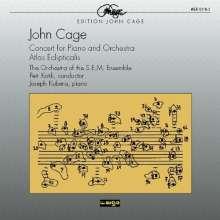 John Cage (1912-1992): Klavierkonzert, CD