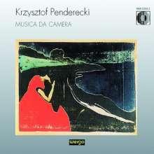 Krzysztof Penderecki (1933-2020): Streichquartette Nr.1 & 2, CD
