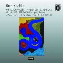 Ruth Zechlin (1926-2007): Metamorphosen für Orchester, CD
