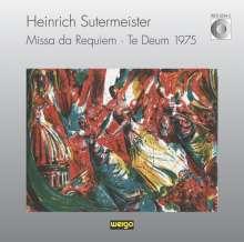 Heinrich Sutermeister (1910-1995): Missa da Requiem, CD