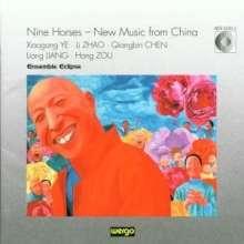 Nine Horses - New Music from China, CD
