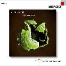 Vito Zuraj (geb. 1979): Changeover für Instrumentalgruppen & Symphonieorchester, SACD
