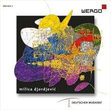 Milica Djordjevic (geb. 1984): Kammermusik, CD
