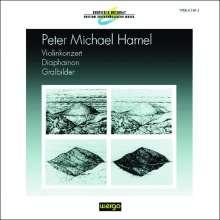 Peter Michael Hamel (geb. 1947): Violinkonzert, CD