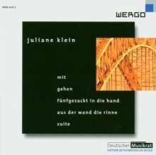 Juliane Klein (geb. 1966): Kammermusik, CD