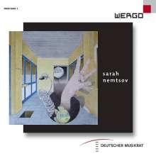 Sarah Nemtsov (geb. 1980): A long way away. Passagen, CD