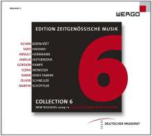 "Wergo-Sampler ""Edition Zeitgenössische Musik"" - Collection 6, CD"