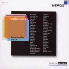 "Wergo-Sampler ""Collection III"", CD"